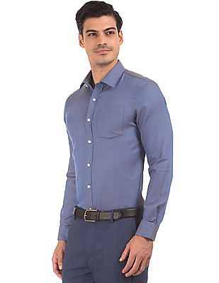 Arrow Two Tone Patterned Shirt