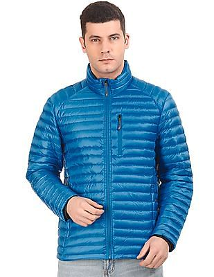 Nautica Solid Ultra Thin Down Jacket