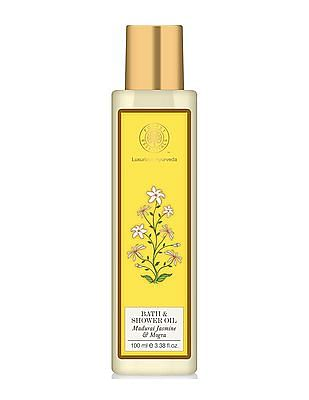 FOREST ESSENTIALS Bath And Shower Oil - Jasmine And Mogra
