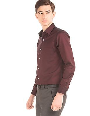 Arrow French Placket Shirt