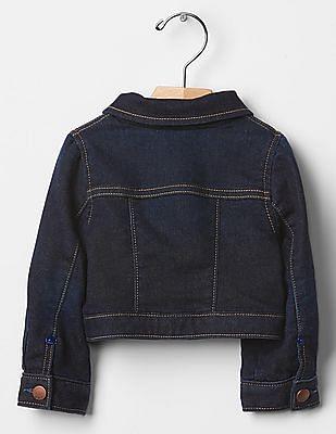 GAP Baby Blue 1969 Lined Denim Jacket