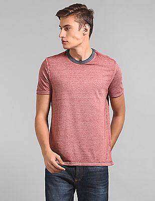 GAP Burnout Short Sleeves Crewneck T-Shirt