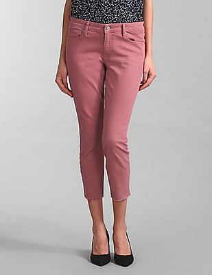 GAP Vintage Wash Ankle Jeans