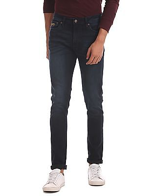 Aeropostale Super Skinny Fit Dark Wash Jeans