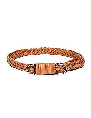 SUGR Slim Braided Belt