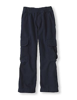 The Children's Place Boys Pull-On Cargo Pants