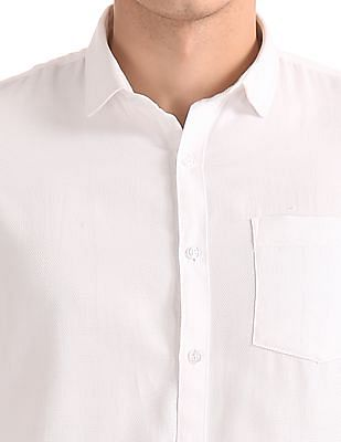 Excalibur Spread Collar Shirt-Pack of 2