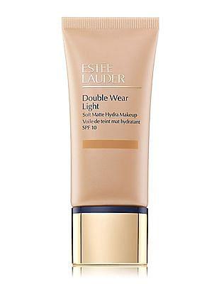 Estee Lauder Double Wear Light Soft Matte Hydra Foundation SPF 10 - 4W1 Honey Bronze