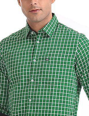 Arrow Sports Hudson Slim Fit Check Shirt