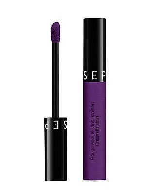Sephora Collection Cream Lip Stain - 15 Polished Purple