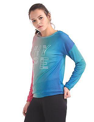 SUGR Dyed Active Sweatshirt