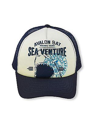 The Children's Place Boys 'Avalon Bay Sea Venture' Baseball Cap
