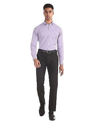 Excalibur Assorted Cutaway Collar Shirt - Pack Of 2