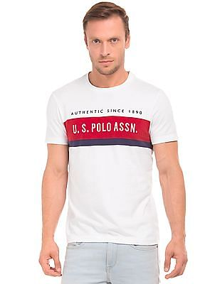 U.S. Polo Assn. Embroidered Slim Fit T-Shirt
