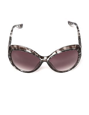 SUGR Grey Tortoise Shell Cateye Sunglasses