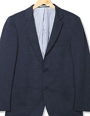 U.S. Polo Assn. Single Breasted Notch Lapel Blazer