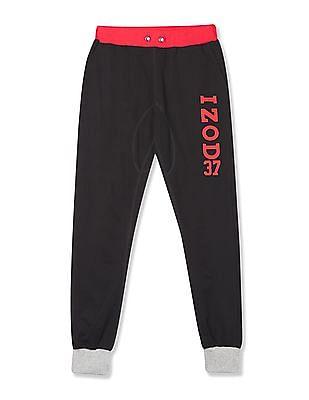 Izod Slim Fit Solid Joggers