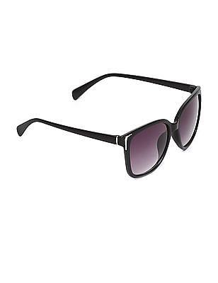 SUGR Square Frame Gradient Sunglasses
