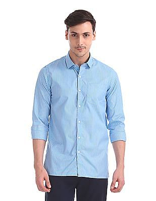 Excalibur Stripe Shirt - Pack Of 2