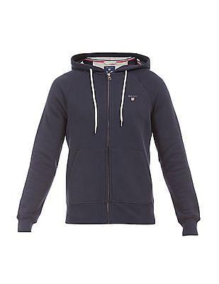 Gant Regular Fit Hooded Sweatshirt