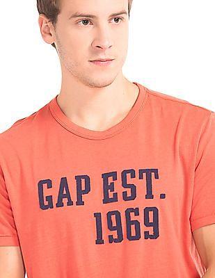 GAP Vintage Logo Crew Tee