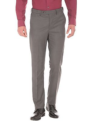 Arrow Puppytooth Tapered Fit Trousers