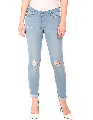 Cherokee Low Waist Skinny Fit Jeans