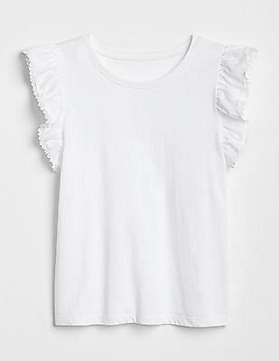 GAP Girls Flutter T-Shirt