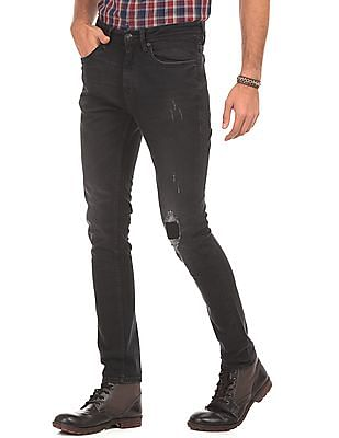 Ed Hardy Washed Super Slim Fit Jeans