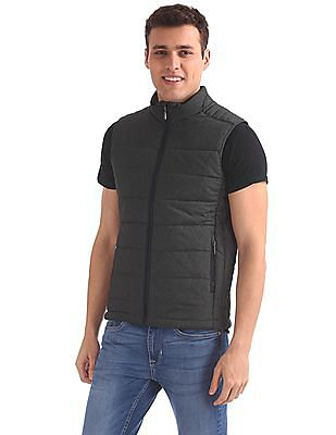 Arrow Sports Padded Quilted Gilet Jacket