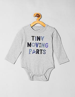 f9fbdc660b Buy Baby Baby Graphic Bodysuit online at NNNOW.com
