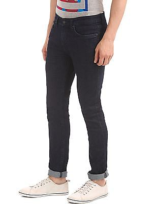 Aeropostale Rinsed Super Skinny Jeans
