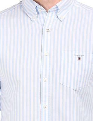 Gant Striped Oxford Shirt