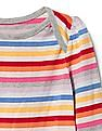 GAP Baby Crazy Stripe Long Sleeve Bodysuit