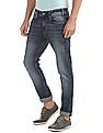 Izod Slim Fit Whiskered Jeans