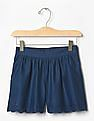 GAP Girls Eyelet Soft Shorts