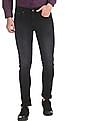 Cherokee Black Slim Fit Low Waist Jeans