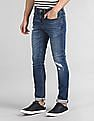 GAP Skinny Fit Distressed Jeans