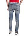 U.S. Polo Assn. Denim Co. Blue Brandon Slim Tapered Fit Tinted Wash Jeans