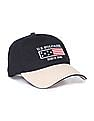 U.S. Polo Assn. Contrast Panel Colour Block Cap