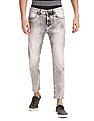 Flying Machine Mankle Slim Fit Washed Jeans