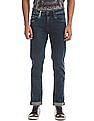 Ed Hardy Super Slim Fit Enzyme Wash Jeans