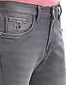 U.S. Polo Assn. Denim Co. Brandon Slim Tapered Fit Whiskered Jeans