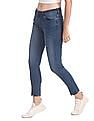 Cherokee Blue High Waist Skinny Fit Jeans