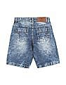 Cherokee Boys Distressed Denim Shorts
