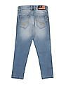 U.S. Polo Assn. Kids Boys Regular Fit Distressed Jeans