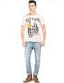 Ed Hardy Medium Wash Slim Fit Jeans