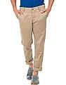 U.S. Polo Assn. Solid Slim Fit Chinos