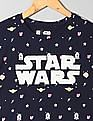 GAP Girls Blue Star Wars Graphic T-Shirt