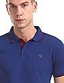 Ruggers Regular Fit Tipped Polo Shirt